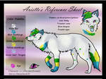 Ariette Reference Sheet - Commission