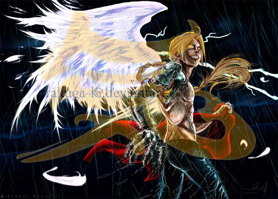 Edward the Broken Metal Icarus