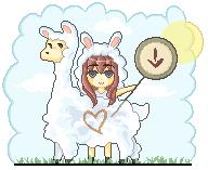 Llama~ by AngelPowah
