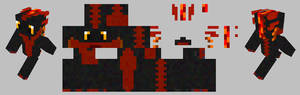 Minecraft Skin Commission - Maionios