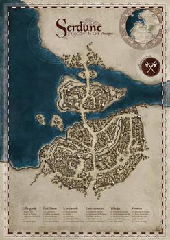 Serdune, The Crimson City