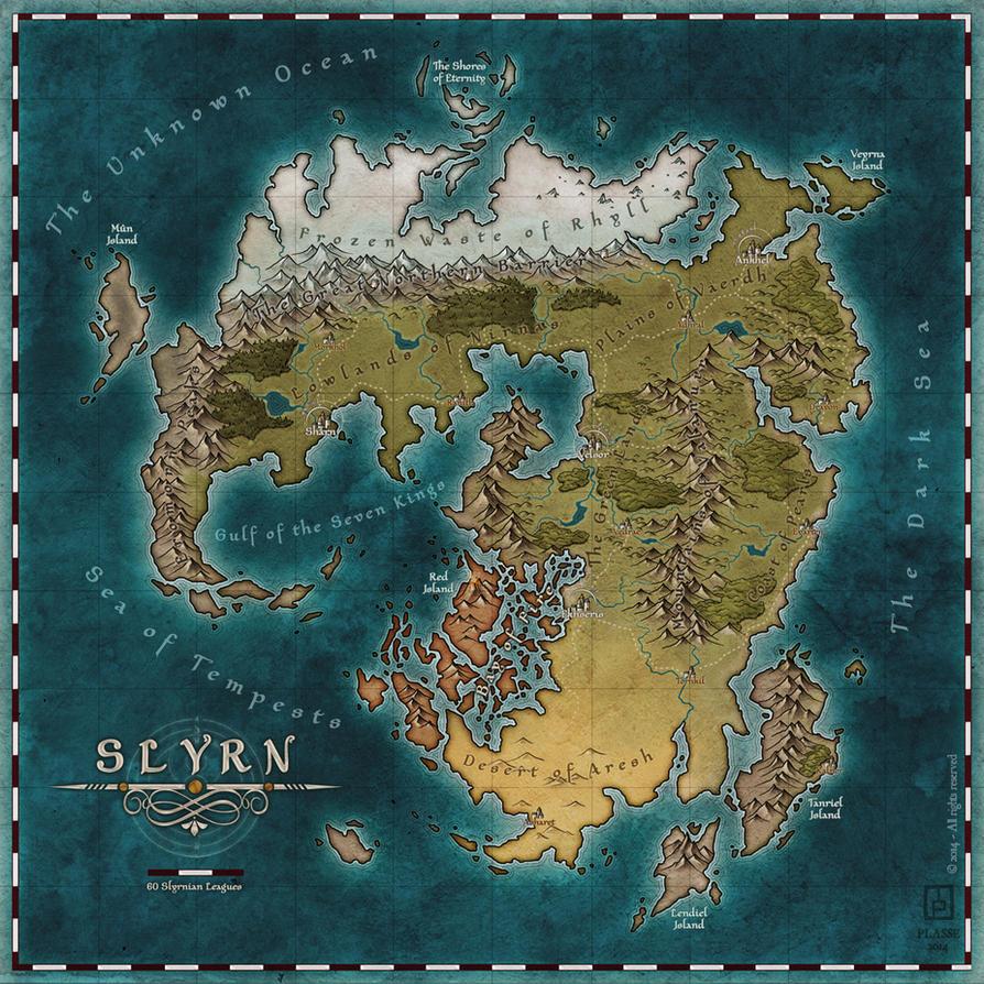 Slyrn by MaximePLASSE