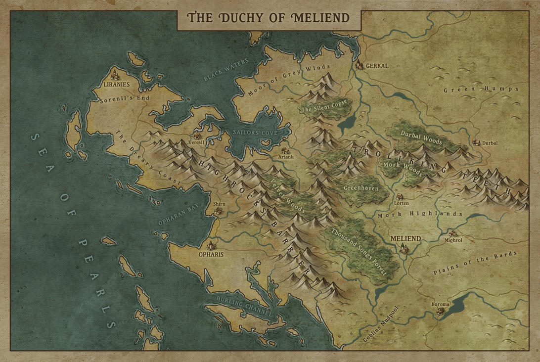 Inkarnate World Map.Paid Dm Looking For Map Of Homebrew World Converted From Inkarnate