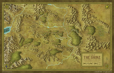 The Shire (Middle Earth)
