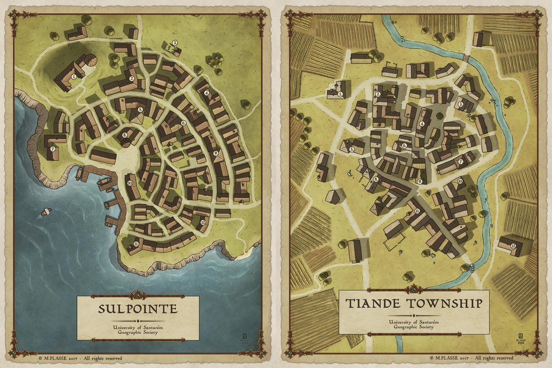 Sulpointe and Tiande by MaximePLASSE