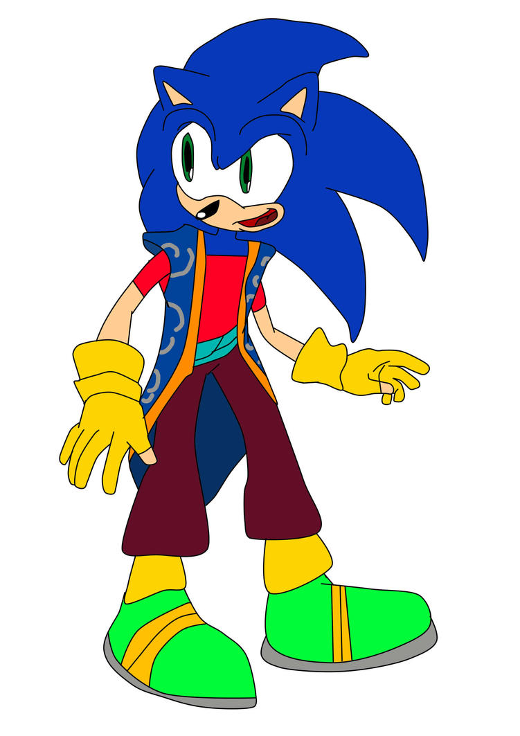 sonic the hedgehog pirate clothes by linda0808 on deviantart