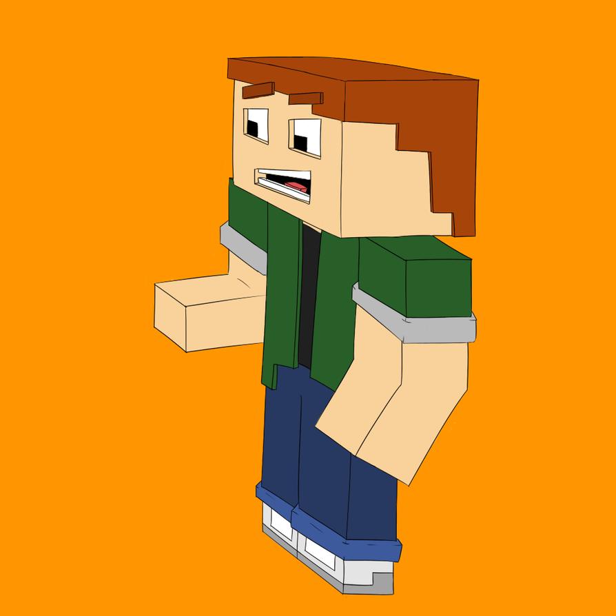 My Minecraft Skin by DragonMaster616