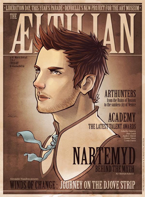The AELTILIAN by Nartemide