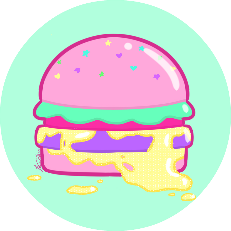 Sugar Burger by YouEatBugs