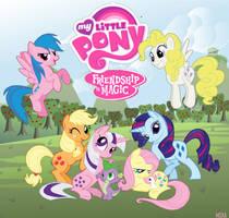 My Little Pony other version by MaryPonyArtist