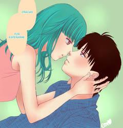 Arimi y Ginta. by R-Housen
