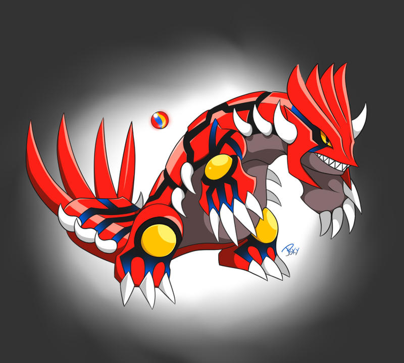 Pokemon Mega Kyogre Images | Pokemon Images