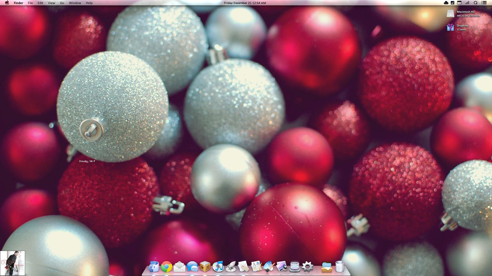 Happy Holidays by Senorj92