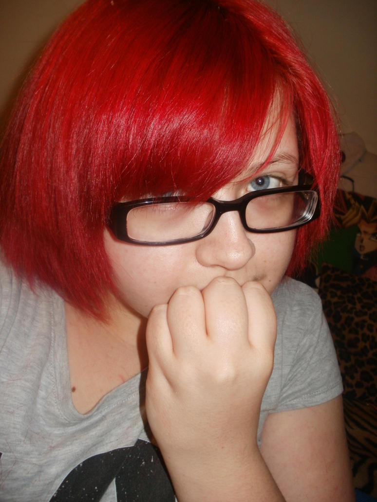 Red Hair by Luna-Goodies