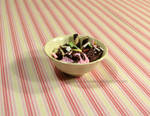 Miniature ice cream bowl