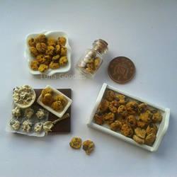 Recent Miniatures by Luna-Goodies
