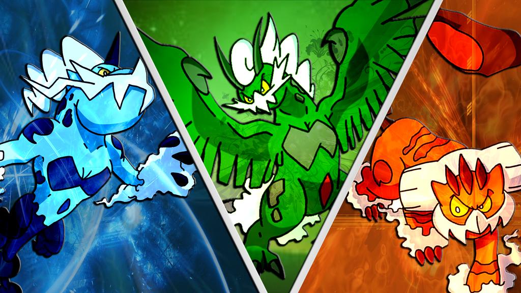 Tornadus Images | Pokemon Images