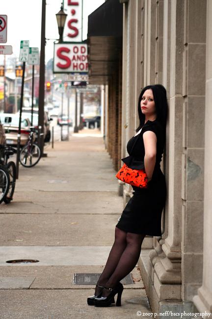 City Girl by deannadeadly