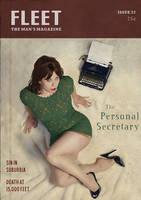Personal Secretary by deannadeadly