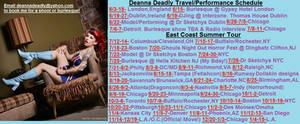 New Travel Dates