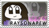 Stamp raysonapew by pian-no