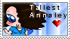 Stamp tallestannaley by pian-no