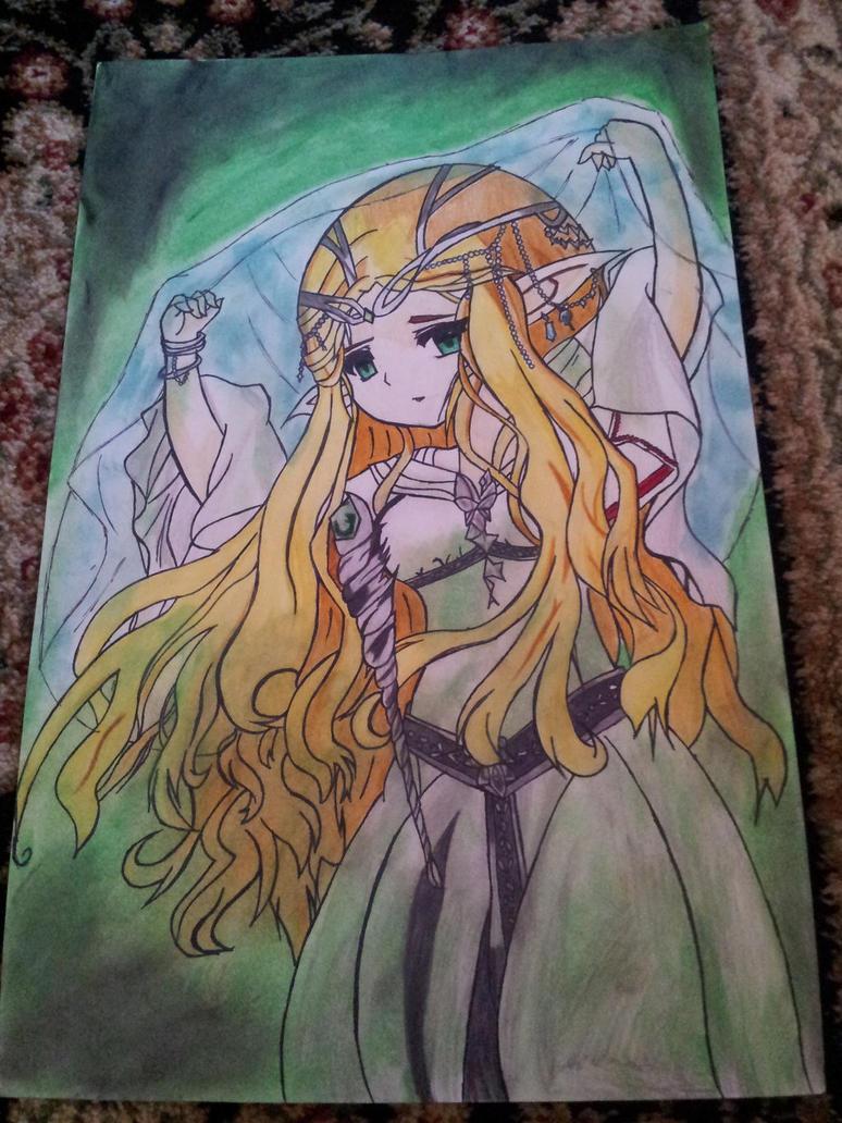 Fairy by TheJentheHedgehog