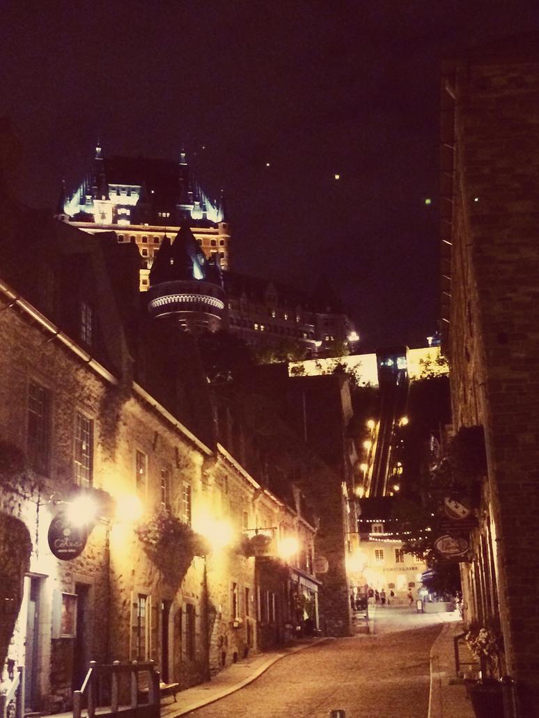 NightTime Street by lolnyny