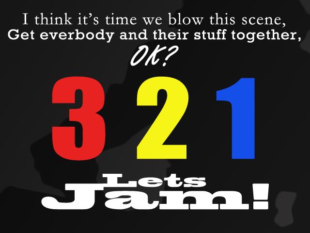 3 2 1 lets jam by tomcyberfire on deviantart