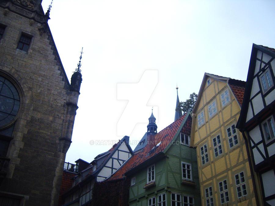 Quedlinburg by nathiicore