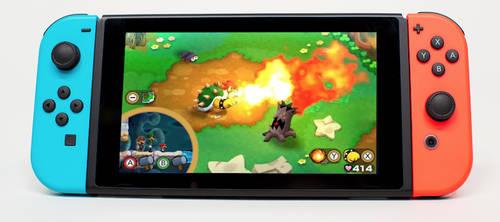 MLBISBJJ Nintendo Switch Screenshot 3 by DumbellaVanderquack
