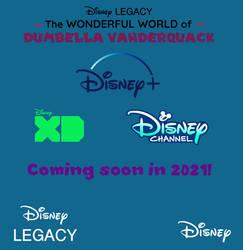 The Wonderful World of Dumbella Vanderquack Poster by DumbellaVanderquack