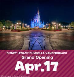 Disney Legacy Dumbella Vanderquack Release Date by DumbellaVanderquack