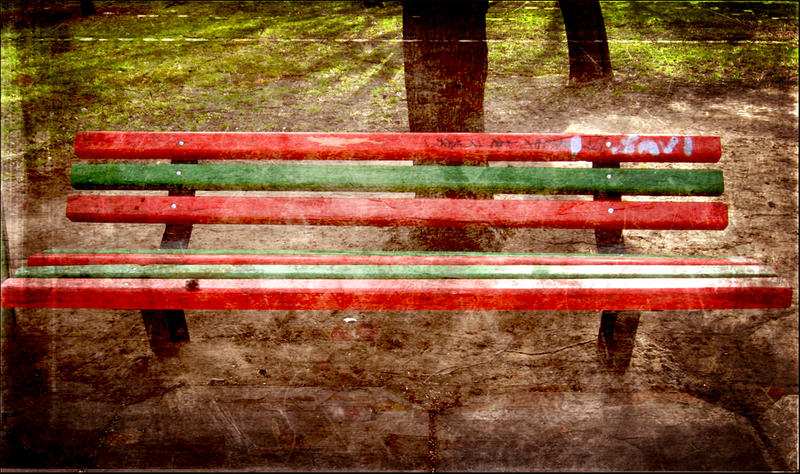 Bench by LiiQa