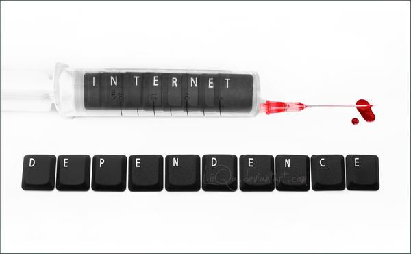 Исследовательская работа интернет зависимость