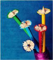Flowers In The Window by LiiQa