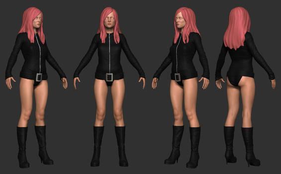 Leather Girl V2.0