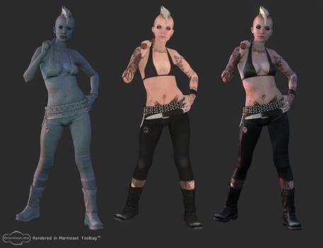 Punk Girl breakdown