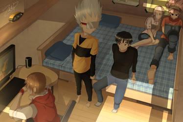 gathered in zeedho room by zeed01