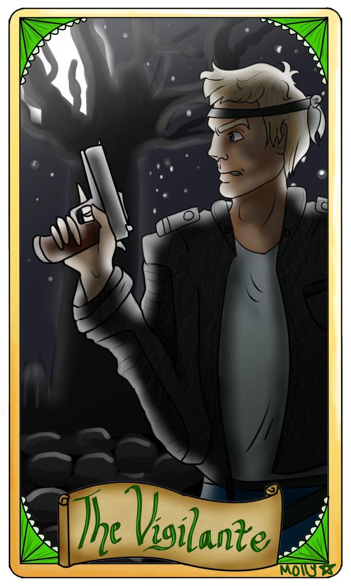 The Vigilante by TheMollyStar