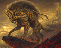 thebeast by no1hellangle