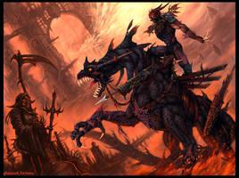 dragon rider by no1hellangle
