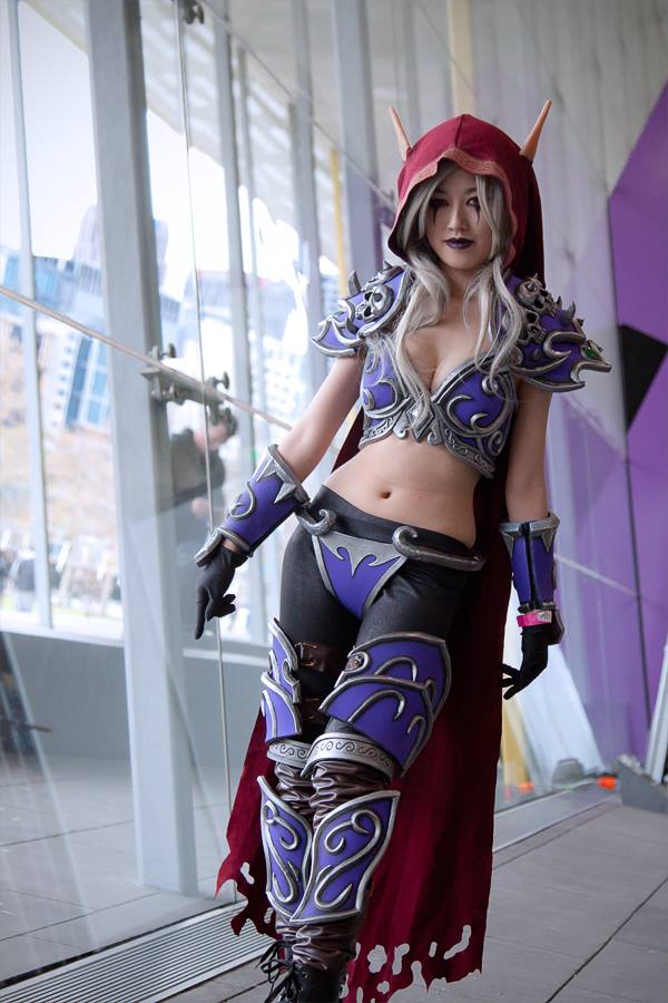 Tagged Sylvanas Windrunner Porn Videos  Rule 34 Animated