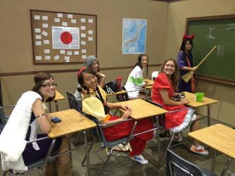 Ghibli in School