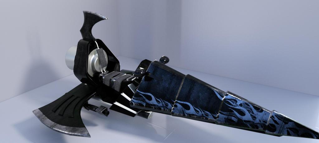 Jet Bike 2 by JGreenlees