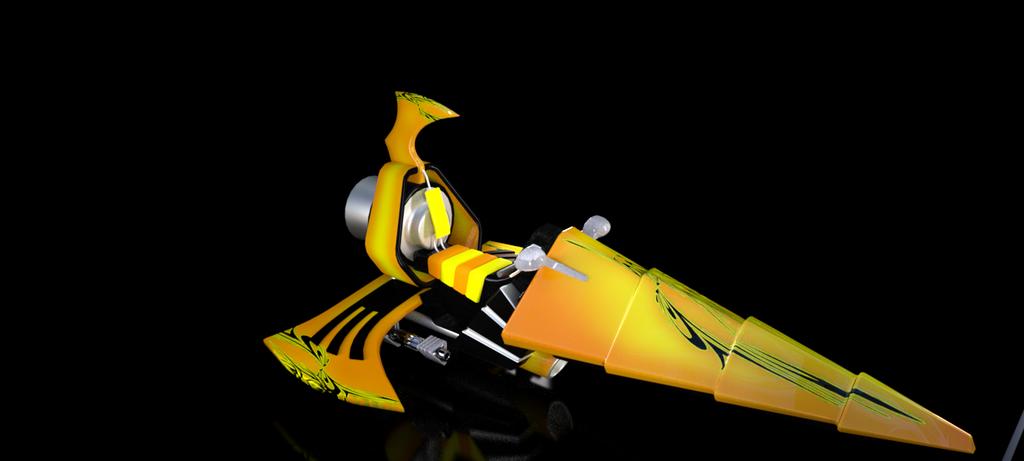 Jet Bike 4 by JGreenlees