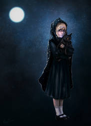 Night Child by mytacis