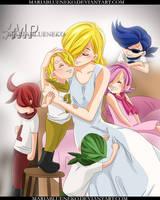 Vinsmoke Family 2 by MariaBlueNeko