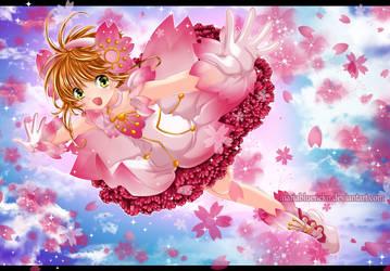 Sakura Card Captor by MariaBlueNeko