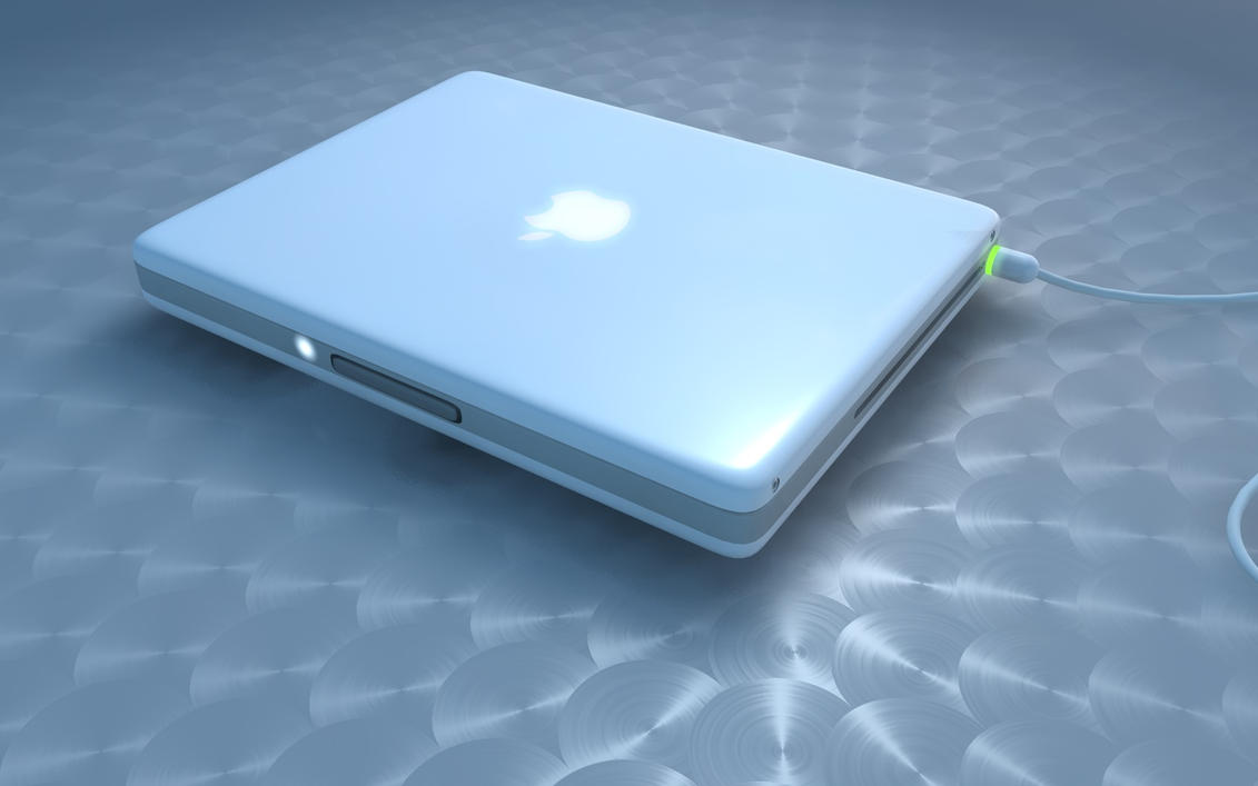 iBook G4 wallpaper > 3d Papel de parede > 3d Fondos